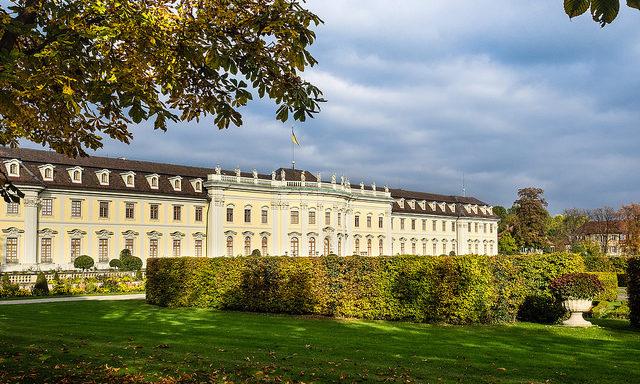 dvorec-ljudvigsburga
