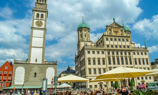 Старый город, Аугсбург