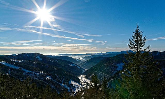 Гора Фельдберг, Шварцвальд