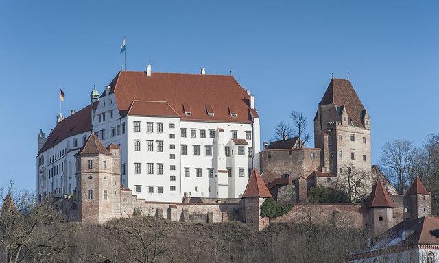 Крепость Траусниц