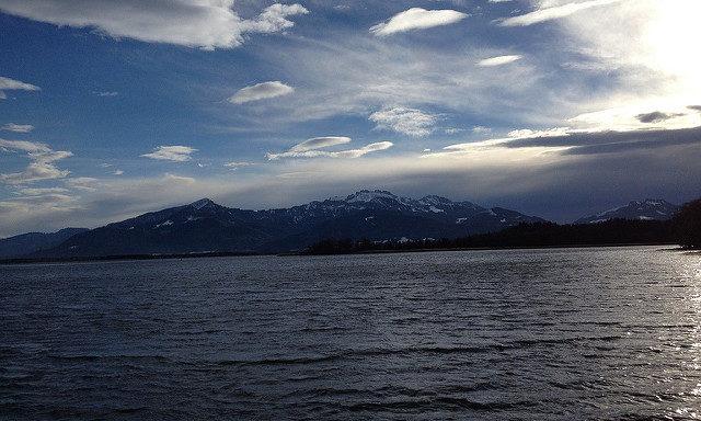 Озеро Кимзее