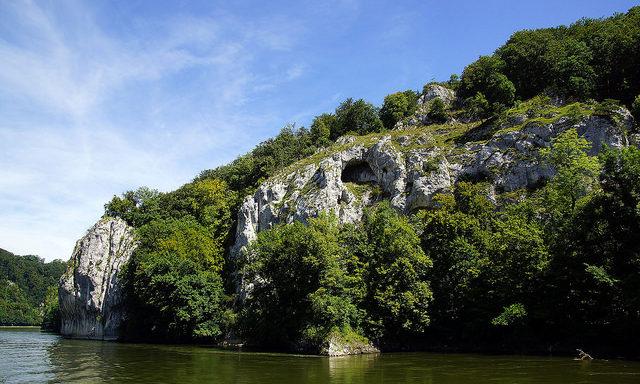 Дунайский разлом