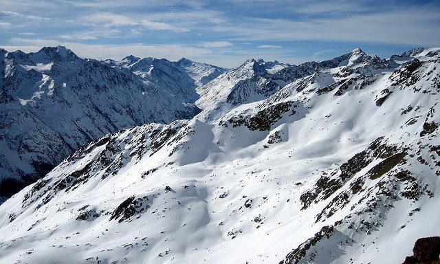 Этцтальские горы
