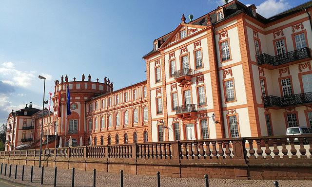 Дворец Бибрих