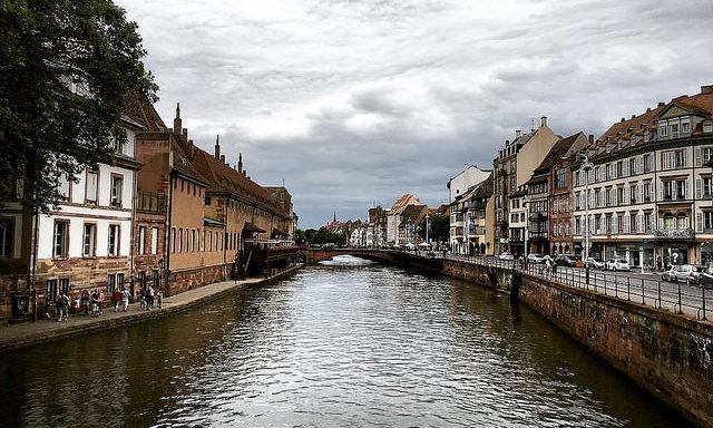 каналы Страсбурга