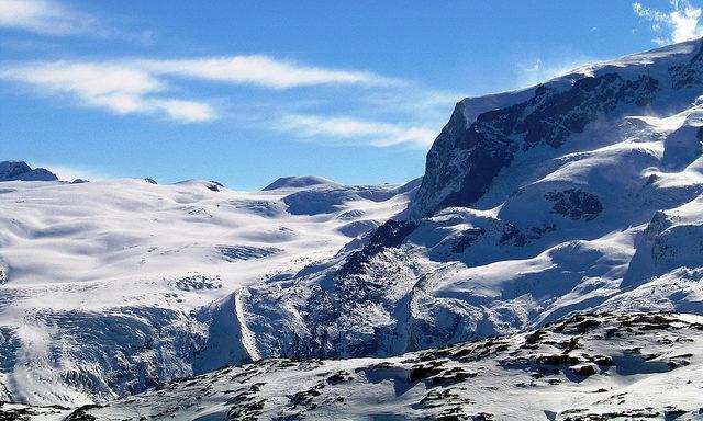 Ледник в Церматте