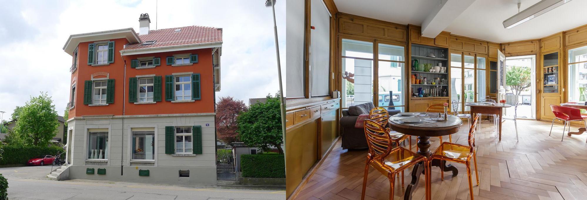 Die Bleibe - Bed & Breakfast in Winterthur