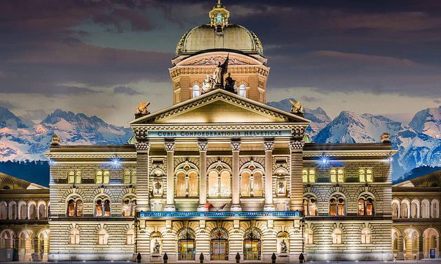 Парламент Берна