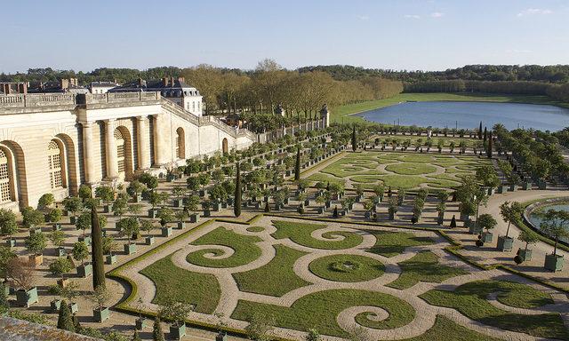 Версальский ландшафтный парк