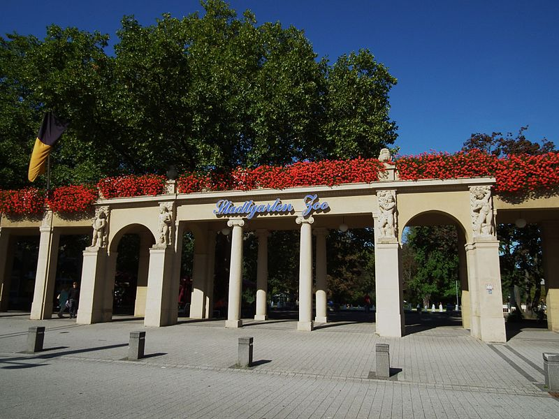 зоопарк Карлсруэ