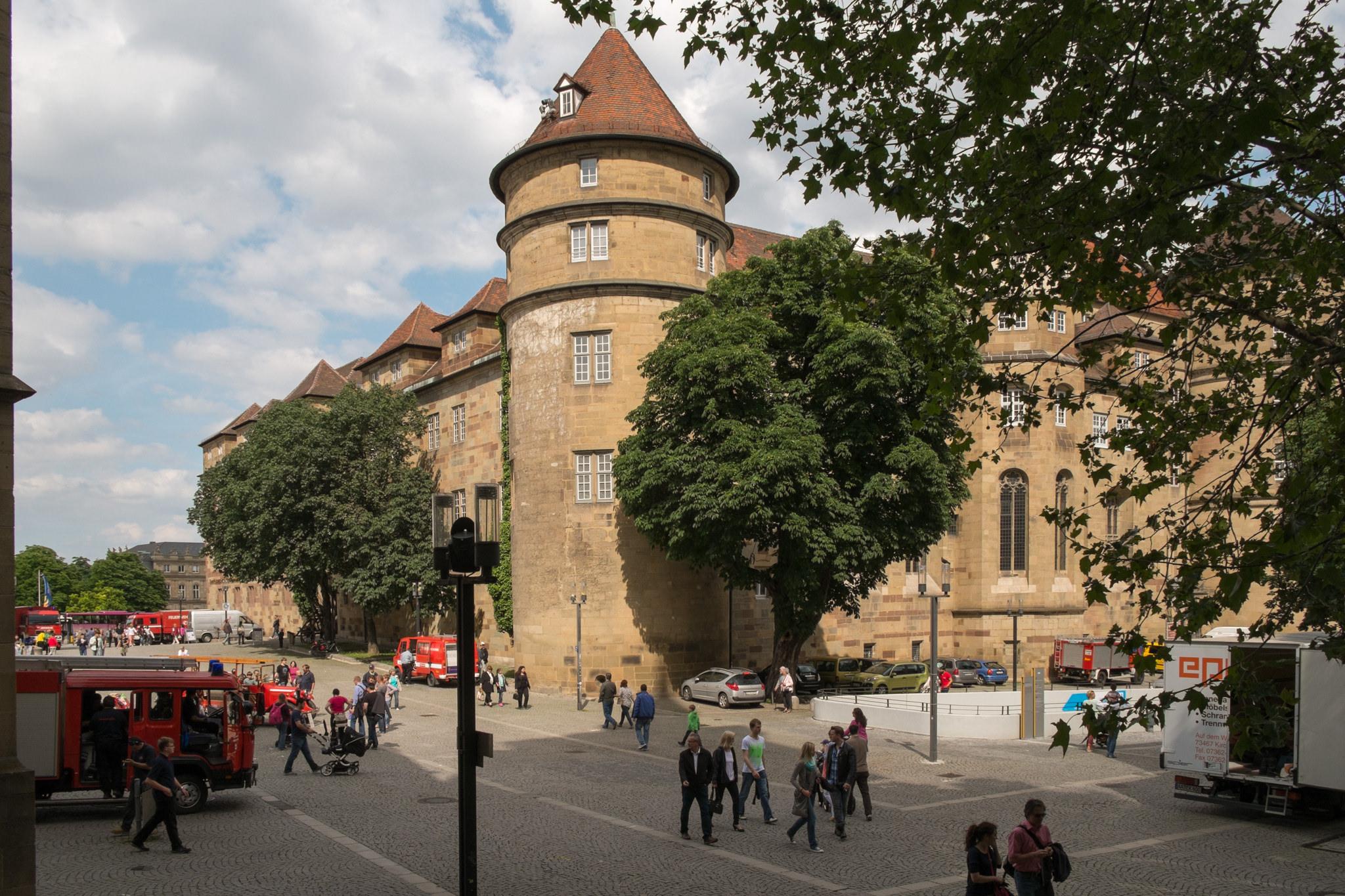 Старый замок Штутгарт