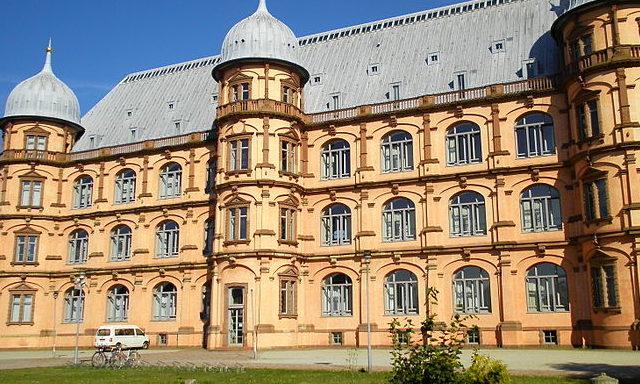 Дворец Готтесауэ