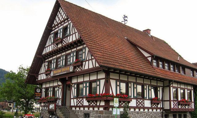 Типичные домики