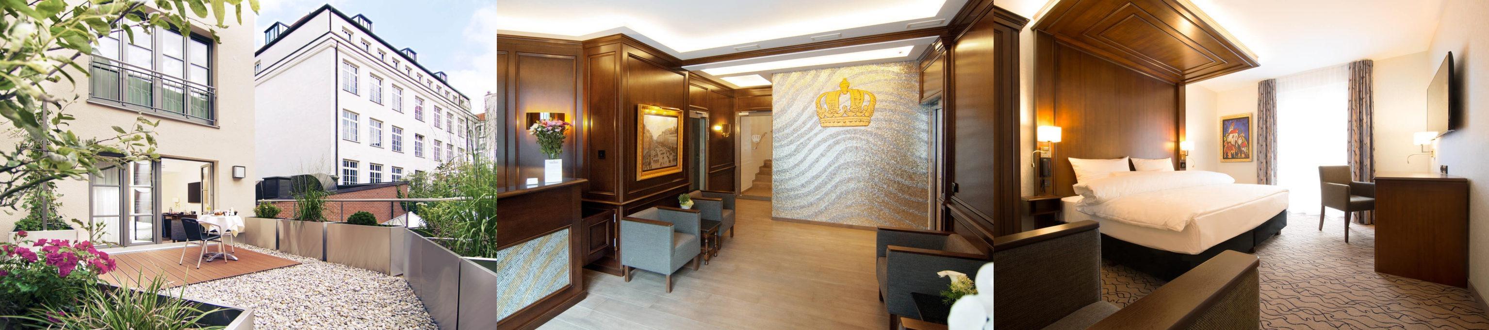 kings hotel citystay