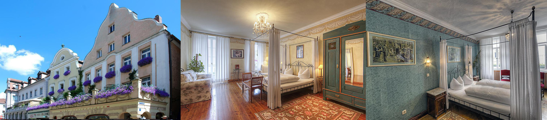 Hotel Orphée Kleines Haus