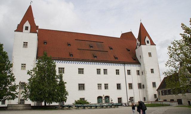 Новый замок, Ингольштадт