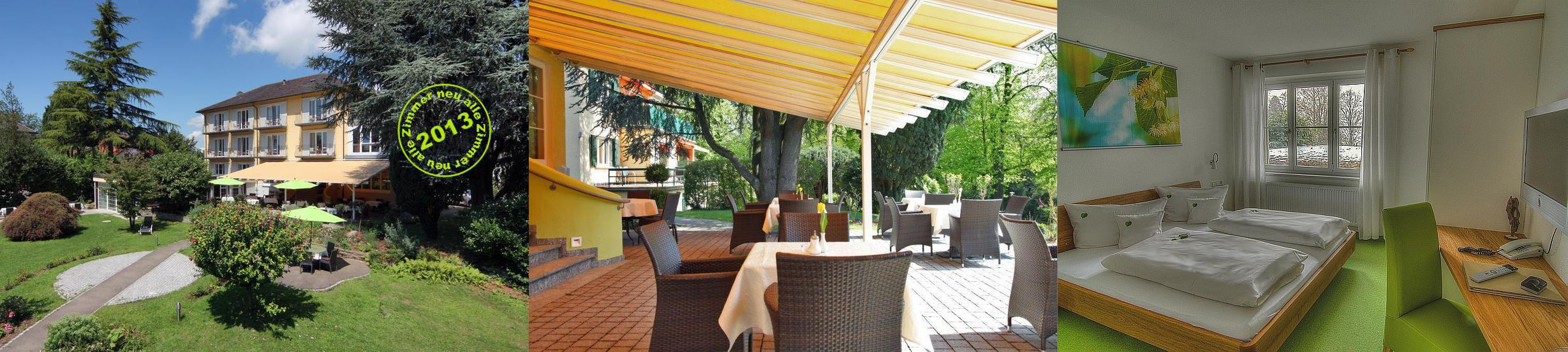 Hotel Restaurant Lindenallee
