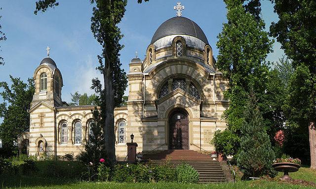 Русская церковь в Бад-Киссингене