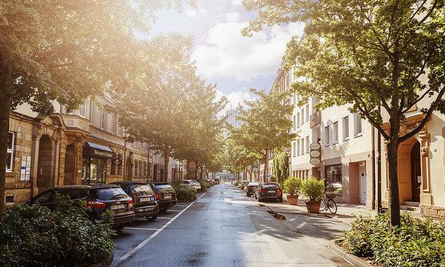 Улицы Байройта