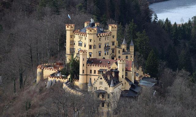 замок в германии купить стоимость