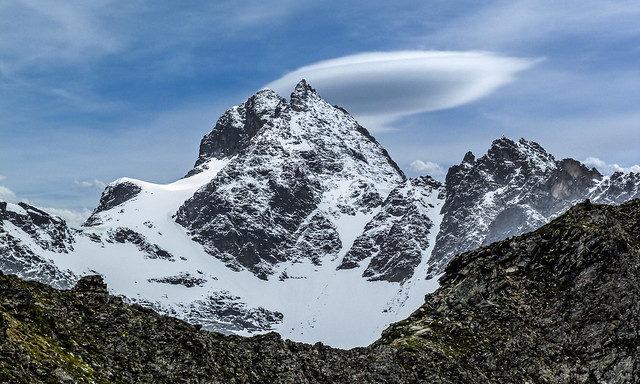 Горная панорама Ишгля
