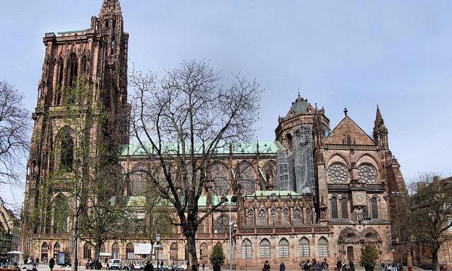 Кафедральный собор Страсбурга