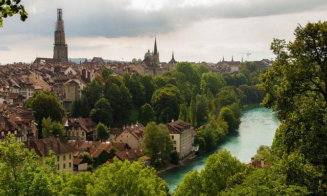 Берн, Швейцария 2021: как добраться, отели, достопримечательности