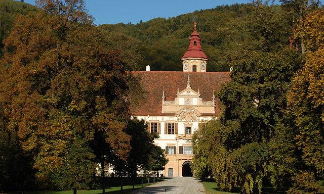 Замок Эггенберг, Грац