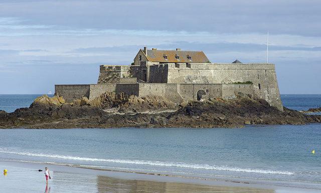 Крепость Сен-Мало