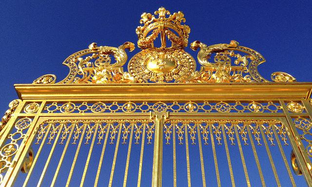 Вход в Версаль