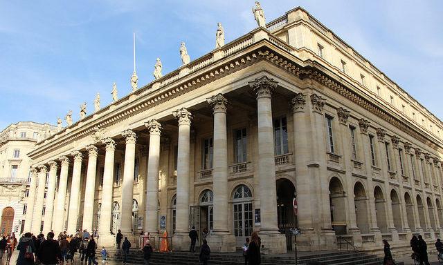 Главный театр, Бордо