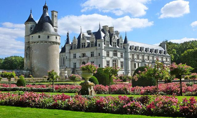 Замок Шенонсо, Франция 2021: как добраться, отели, достопримечательности