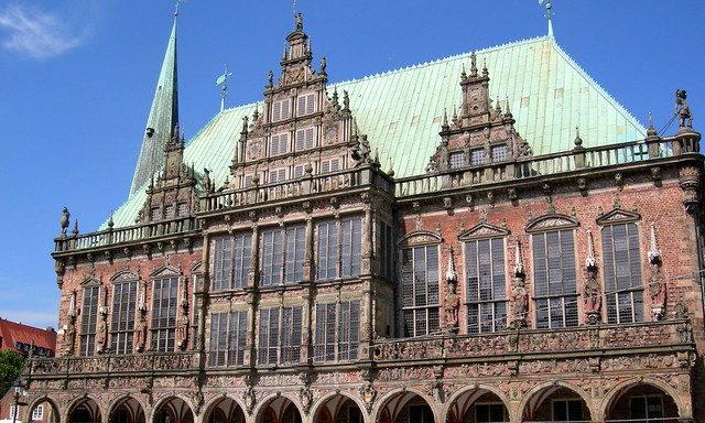 Городская ратуша в Бремене