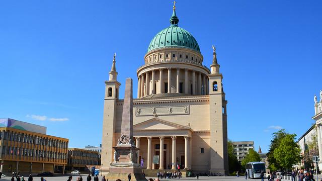Церковь Святого Николая, Потсдам