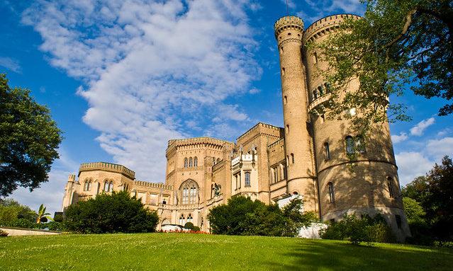 дворец Бабельсберг