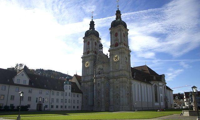 Монастырь в Санкт-Галлене