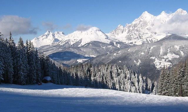 Красоты зимнего Шладминга