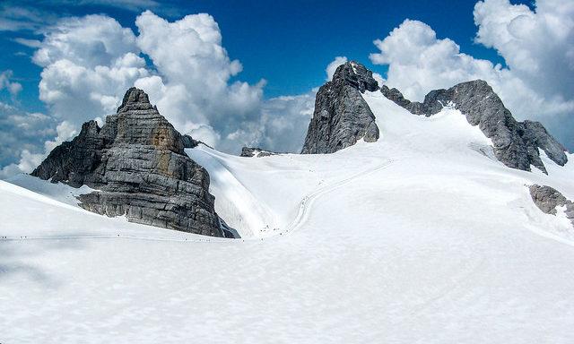 Ледник Дахштайн