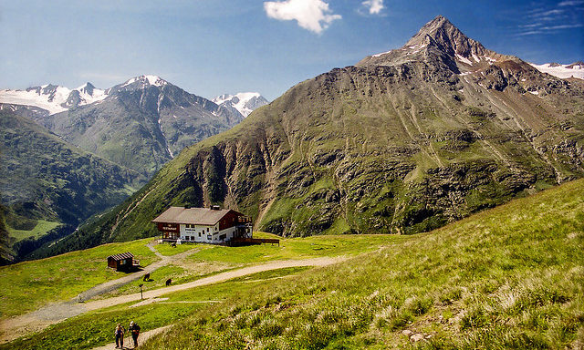 Оцтальские Альпы