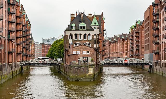 Городские ландшафты Гамбурга