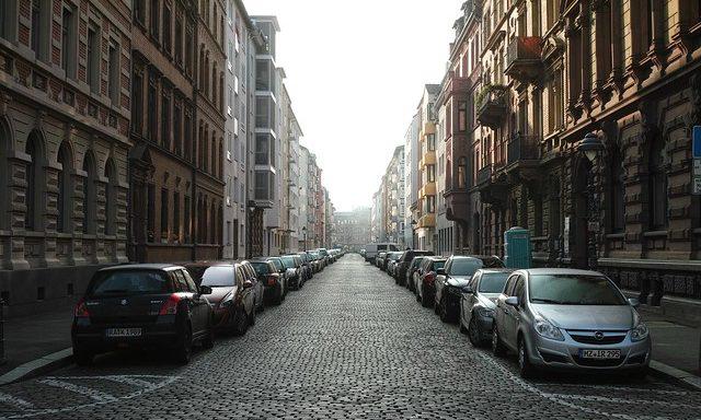 На улочках старого Майнца