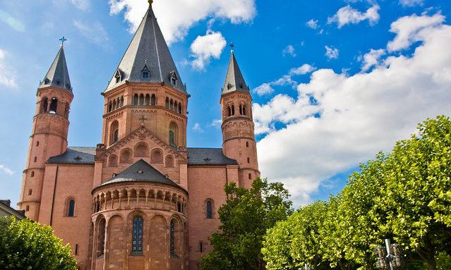 Кафедральный собор Майнца