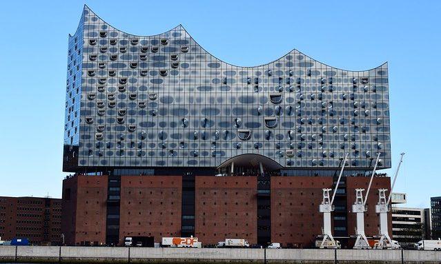 Городская филармония, Гамбург