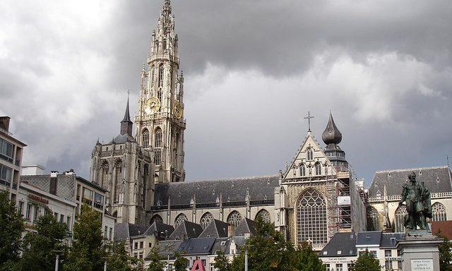 Кафедральный собор Антверпена