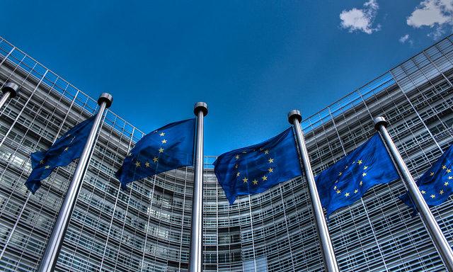 Евроквартал в Брюсселе