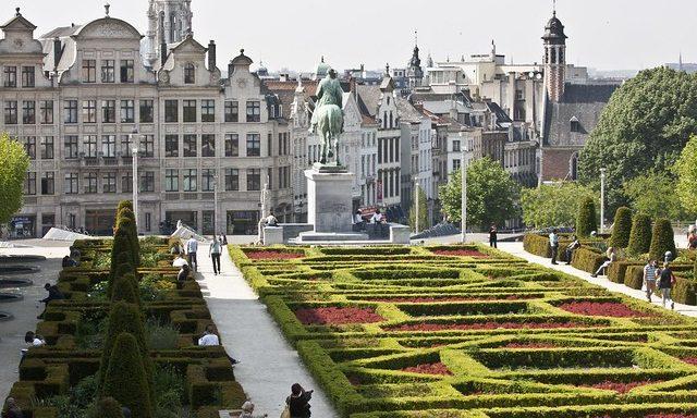 Центр Искусств в Брюсселе